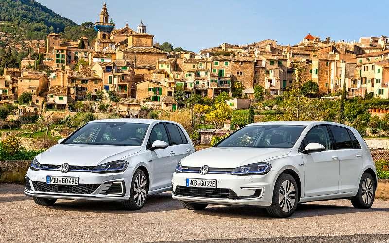 Volkswagen Golf иe-Golf