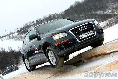Audi quattro Camp: Q5в своей стихии (ВИДЕО)— фото 6104