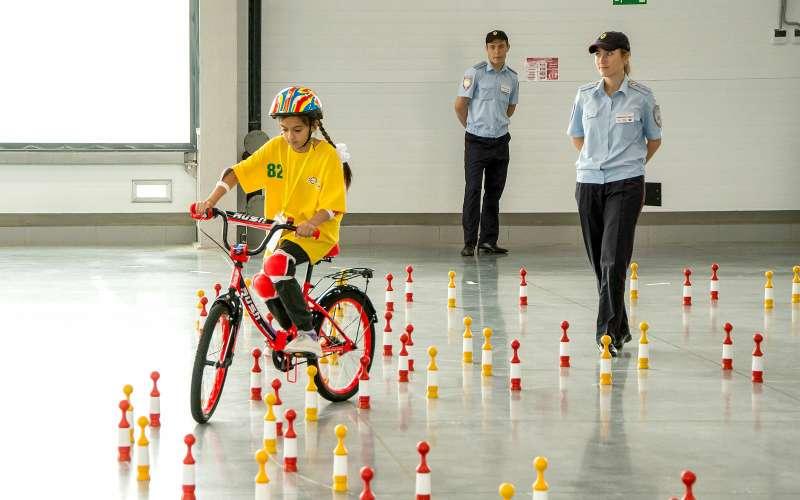 «Безопасное колесо» - победители названы
