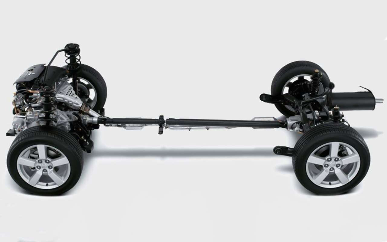 Какустроен кроссовер: все секреты Mitsubishi Eclipse Cross— фото 927344