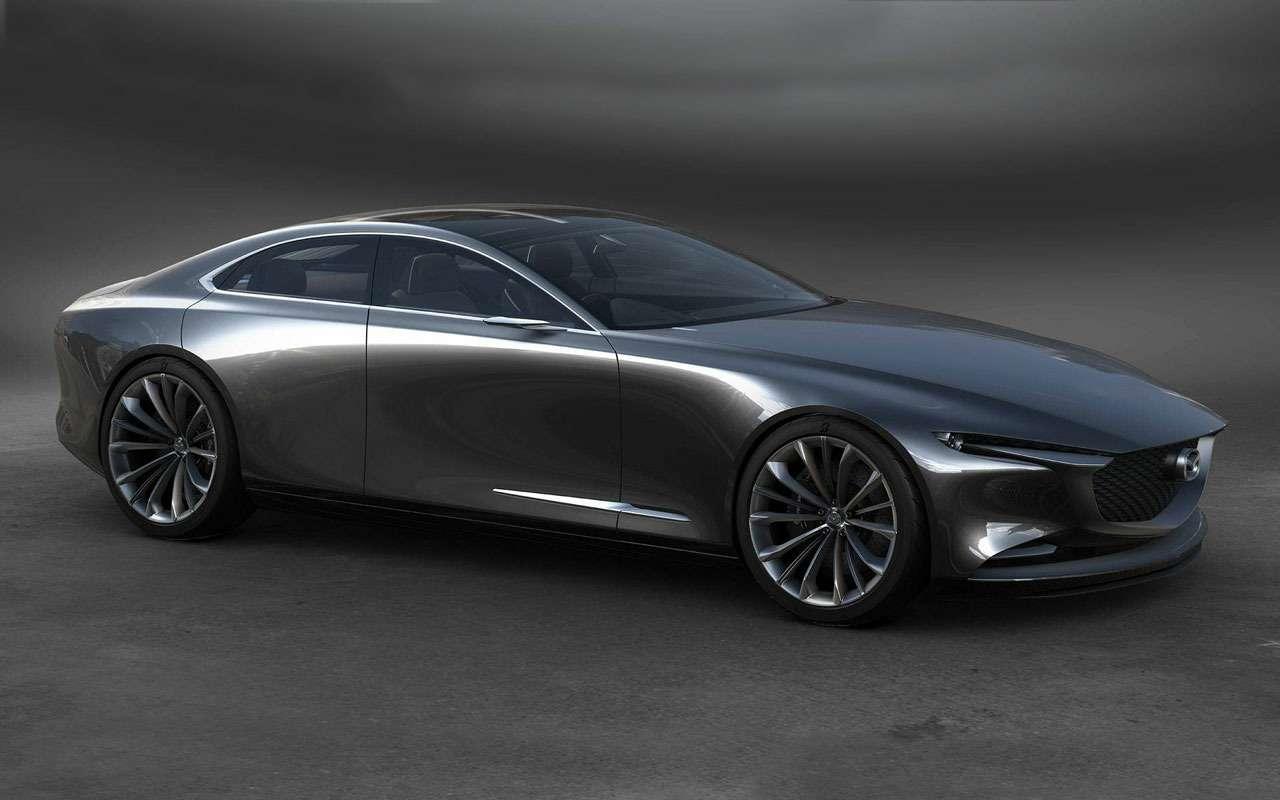 Mazda будет дороже: новые мотор, коробка иплатформа— фото 1076863