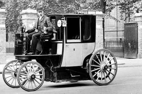 london electric cab 1897