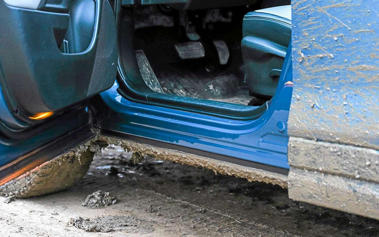 Новый Toyota RAV4, Forester иOutlander: большой тест кроссоверов— фото 1057695