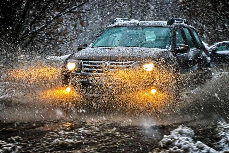 Renault Duster изпарка ЗР: навторой круг
