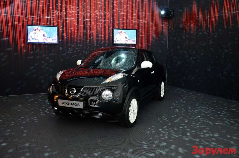 NissanJuke with Ministry ofSound