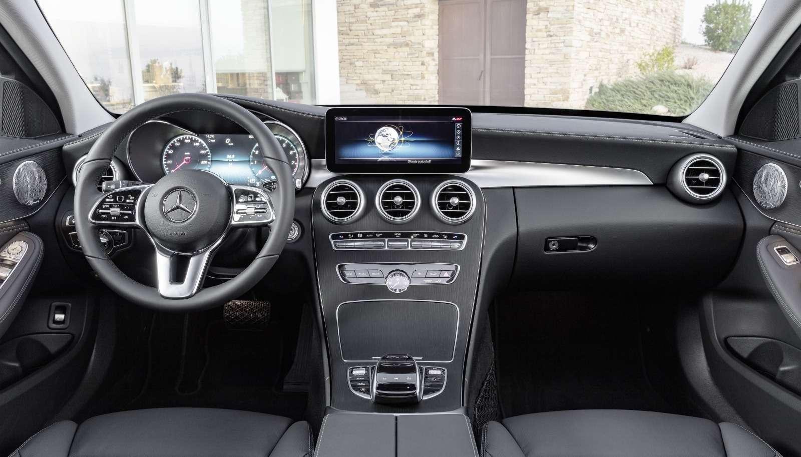 Обновленный Mercedes-Benz C-класса: посмотри ему вглаза— фото 845038