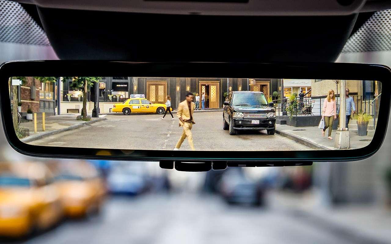 Автомобиль спрозрачным капотом— тест ЗР— фото 939334