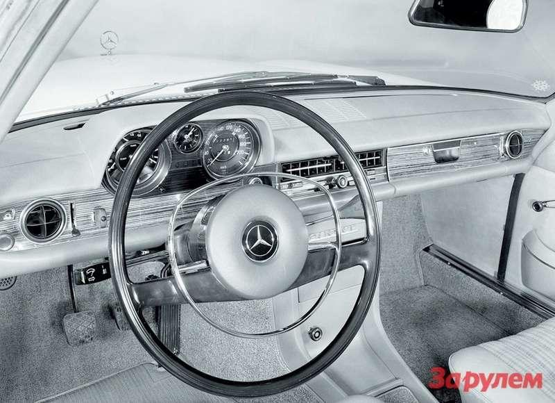 Mercedes-Benz W114и W115