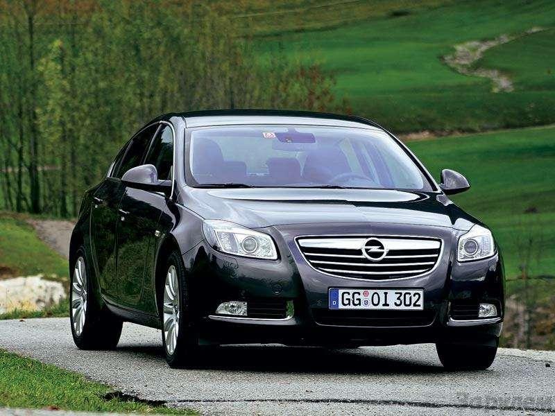 Презентация Opel Insignia: Кто музыку заказывает?— фото 90525