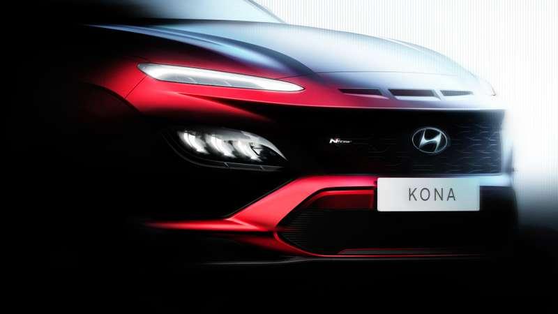 Новый кроссовер Hyundai: первые изображения