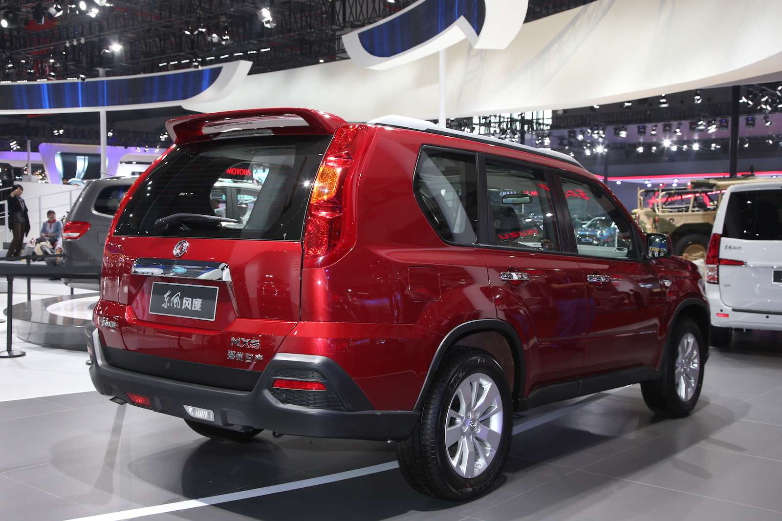 Dongfeng MX6_2
