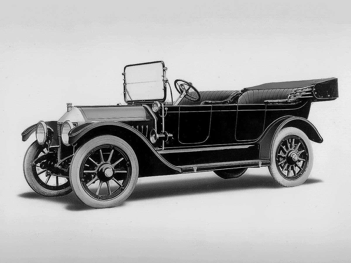 Те, кому за100: самые старые производители автомобилей— фото 589232