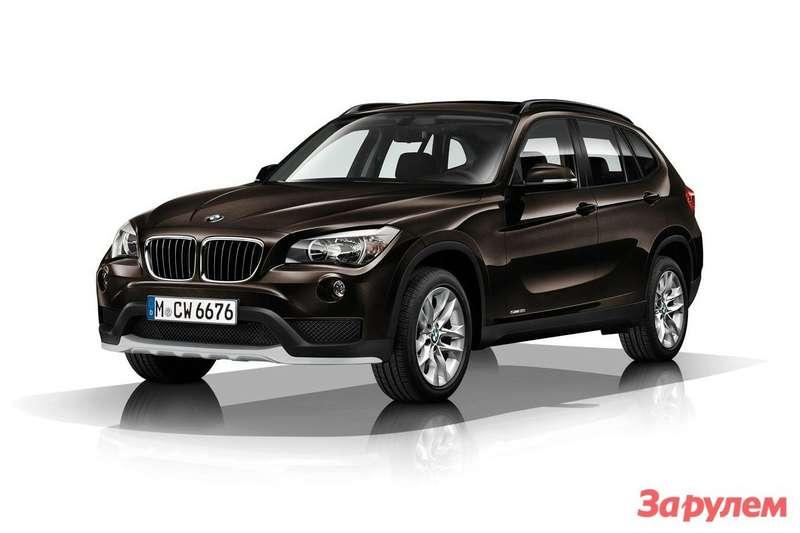 Кроссовер BMW X1нового модельного года