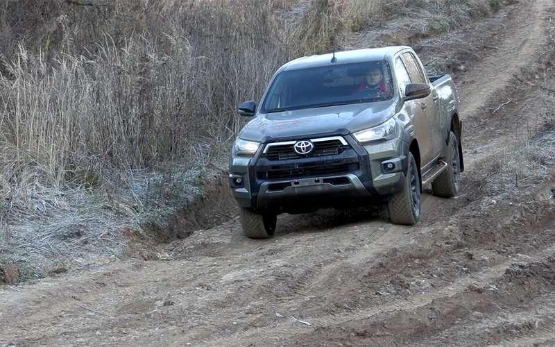 Обновленный Toyota Hilux: 5главных плюсов