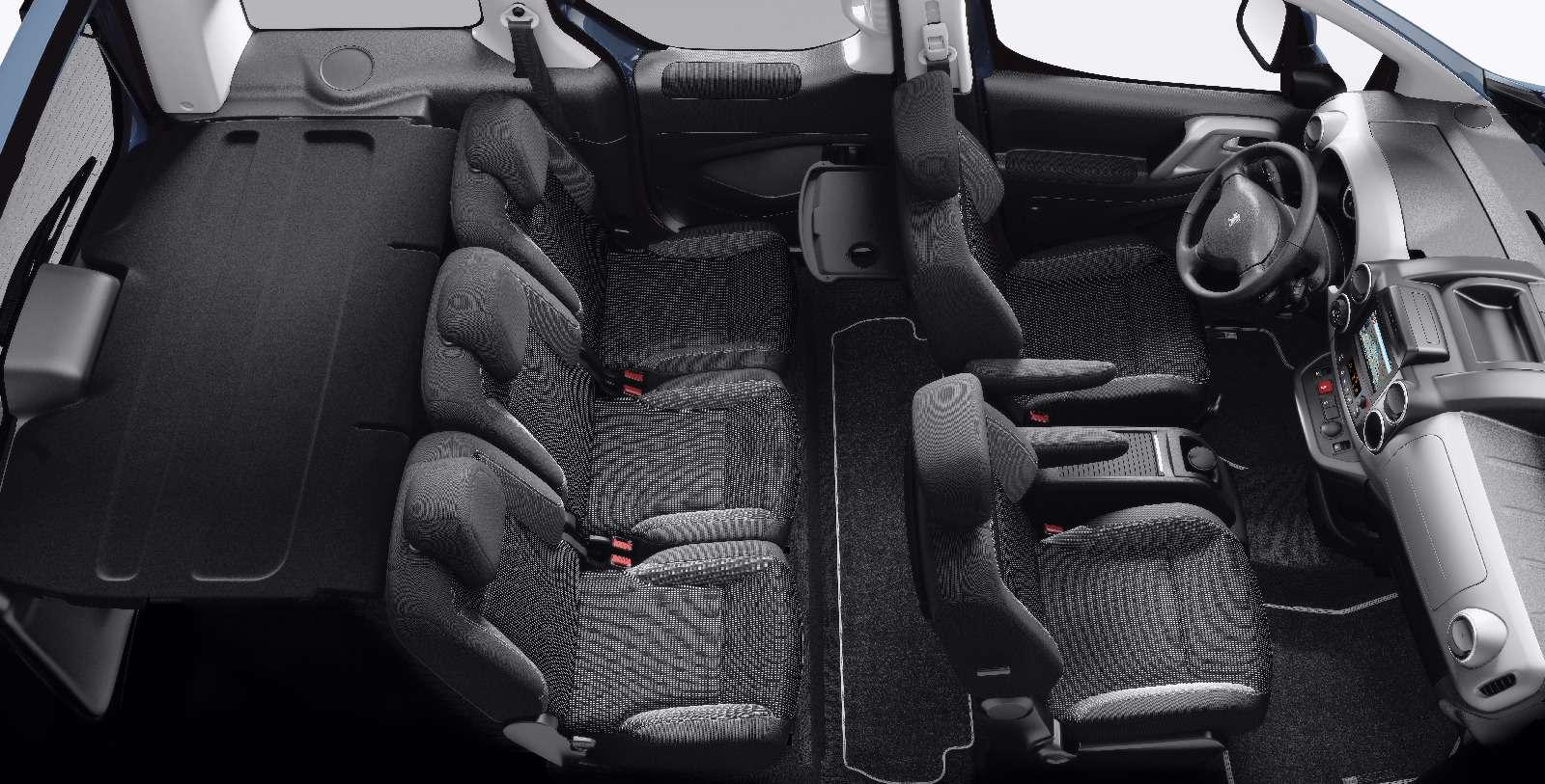 Peugeot Partner Tepee Electric: поездка будет недолгой— фото 708831
