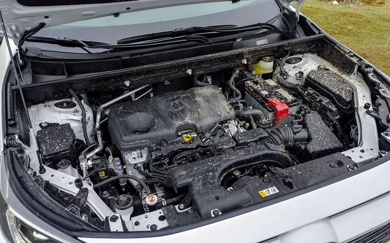 Новая Toyota RAV4: «Зарулем» проверил еезапределами асфальта— фото 1011271
