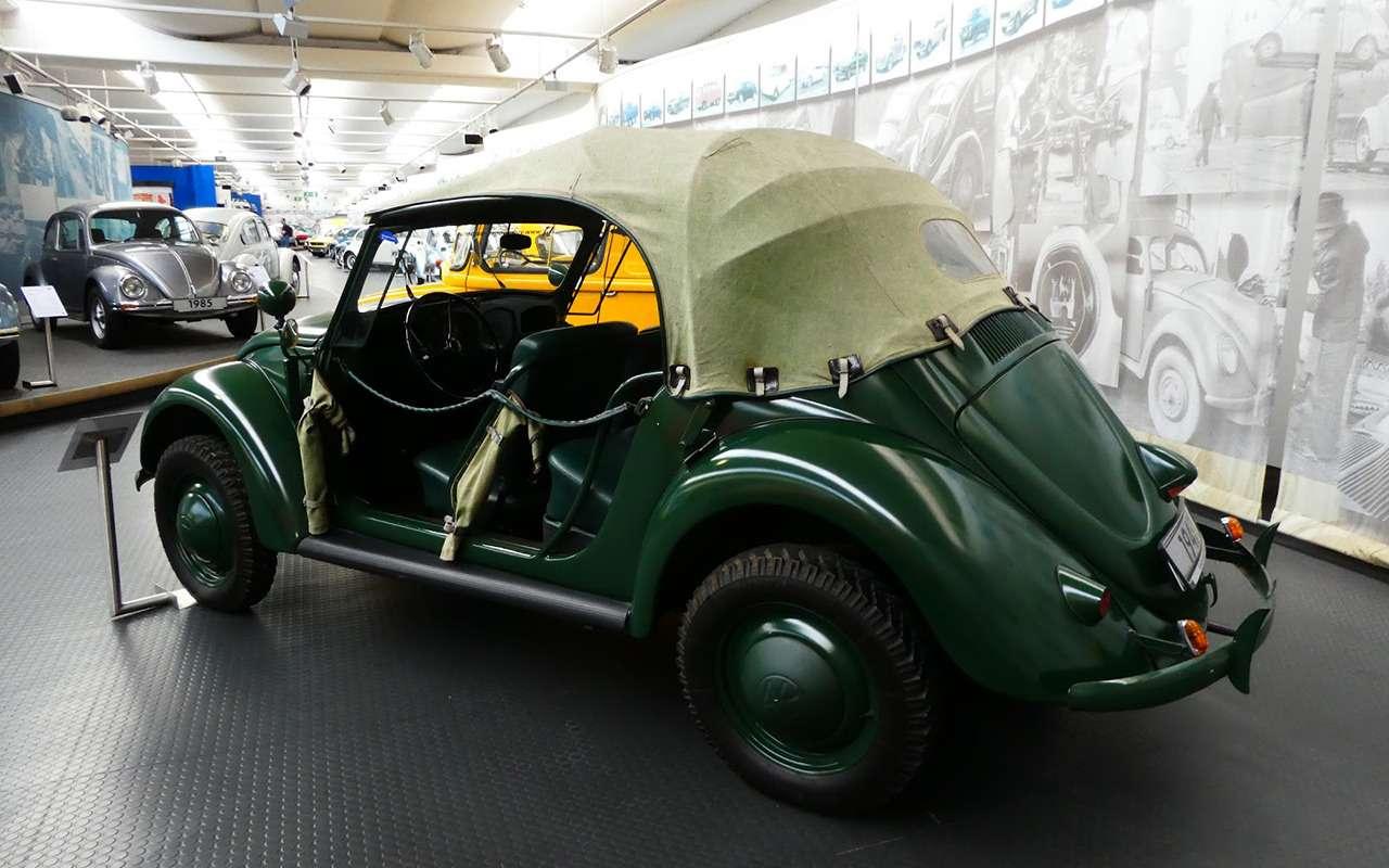 13моделей Volkswagen, которых выникогда не видели— фото 995703