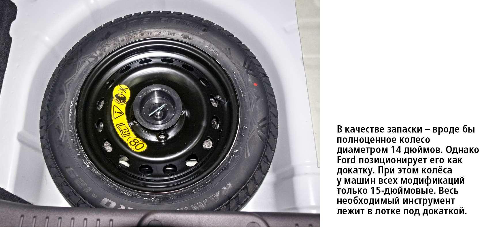 Ford Fiesta: проверка наремонтопригодность— фото 610318