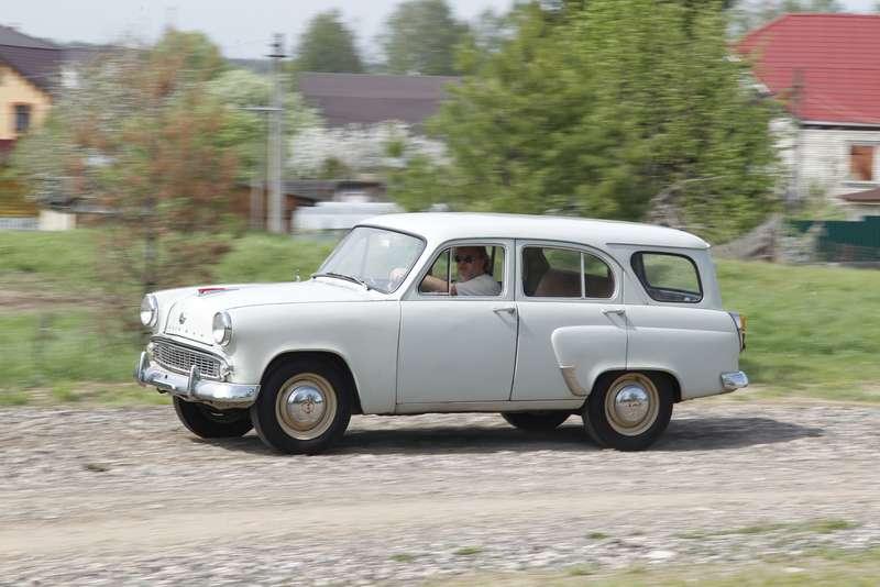 Москвич-423Н