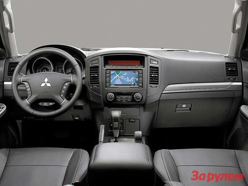 Mitsubishi Pajero IV2011