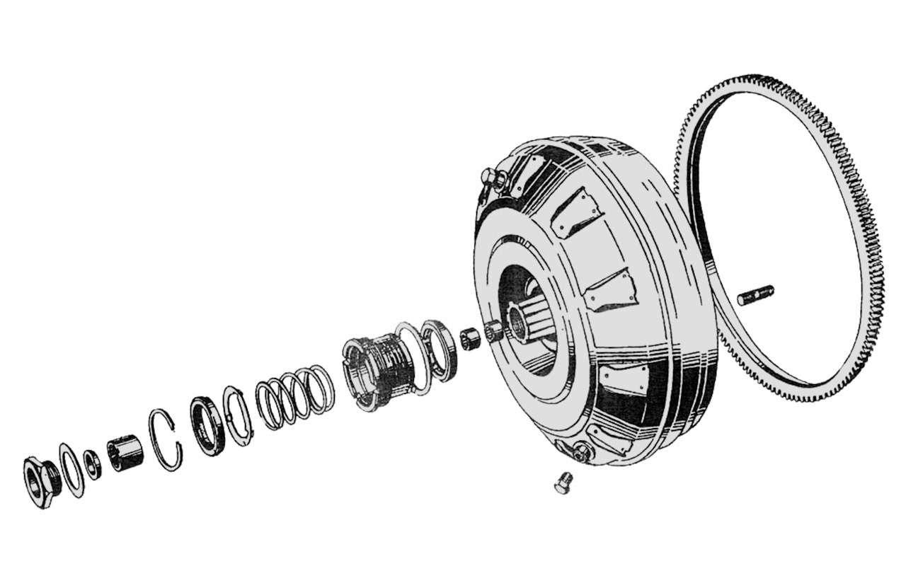 Седан дляпарткома: удивительная история ГАЗ‑12ЗИМ— фото 1172421