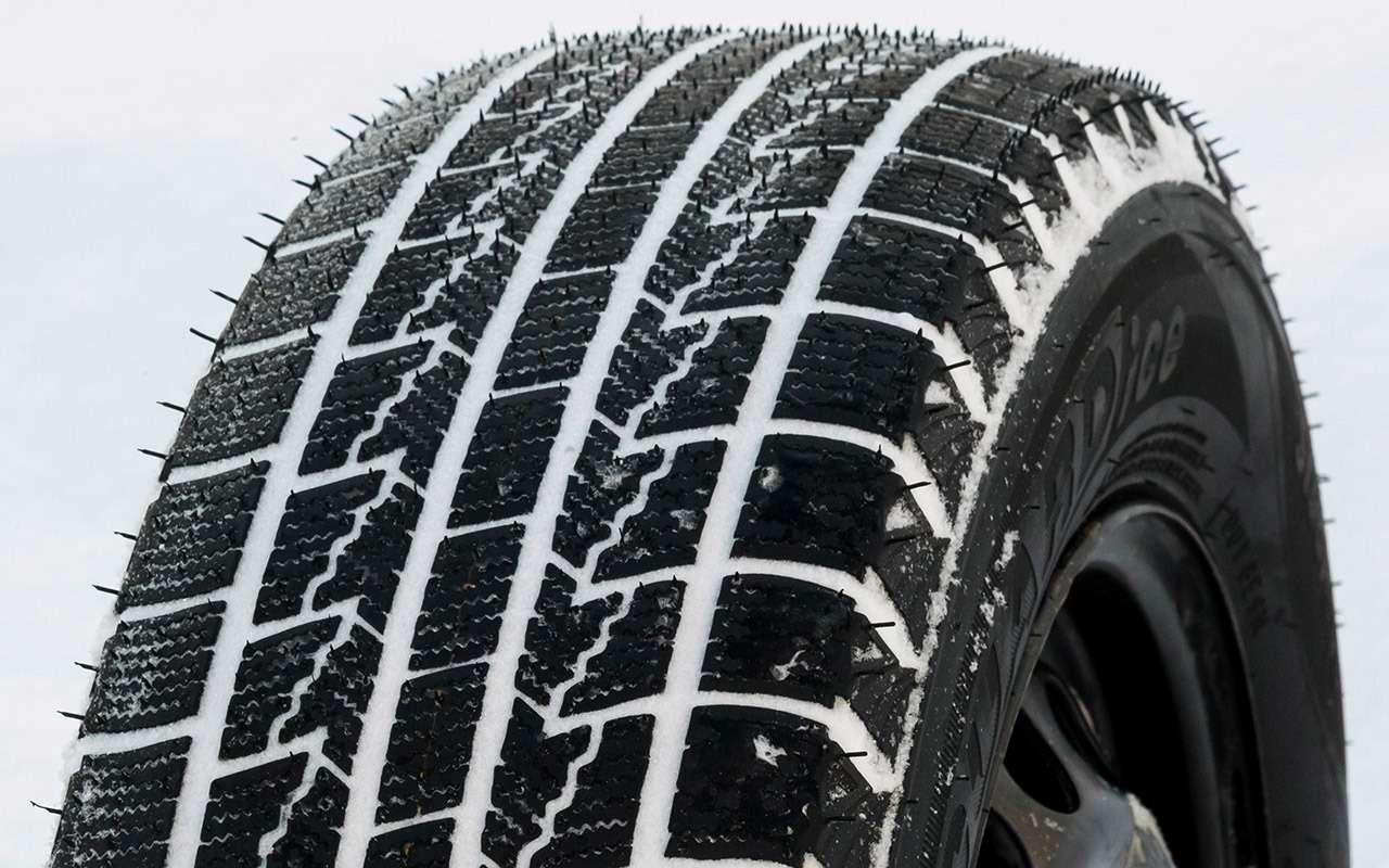 Большой тест зимних шин: выбор «Зарулем»!— фото 995070