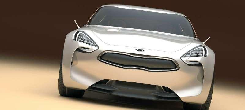 Концепт Kia GT (2011)