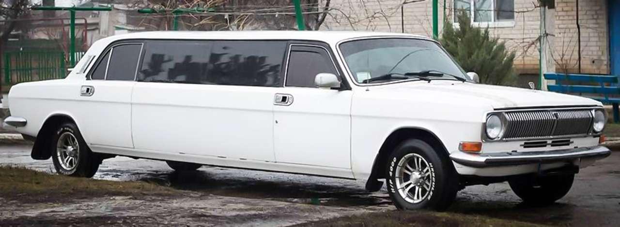 Неизвестная Волга — 15редчайших версий ГАЗ-24— фото 988788