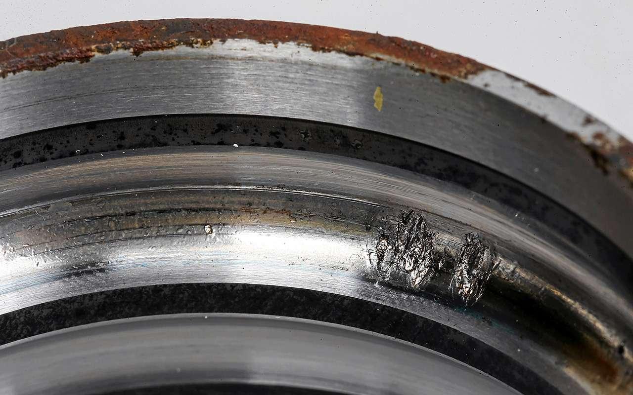 Lada Largus после 130000км: всё, что (не) сломалось внем— фото 1103329