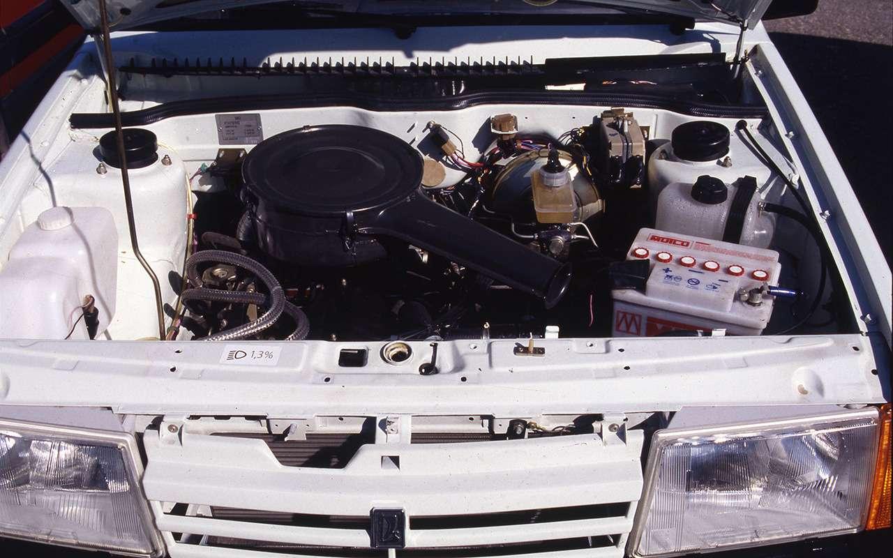 Моторы длямашин-догонялок КГБ: ихделали наВАЗе!— фото 1242400