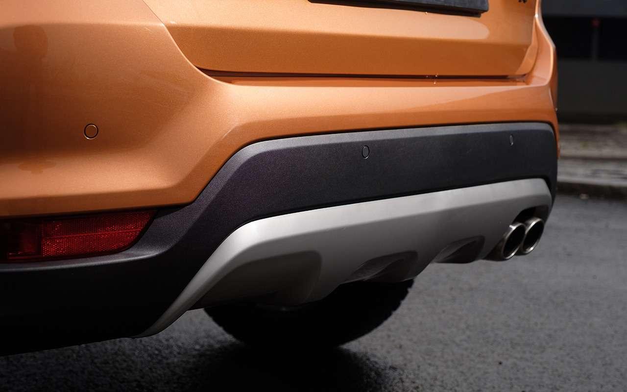 KiaRio X-Line— первый тест-драйв— фото 814983