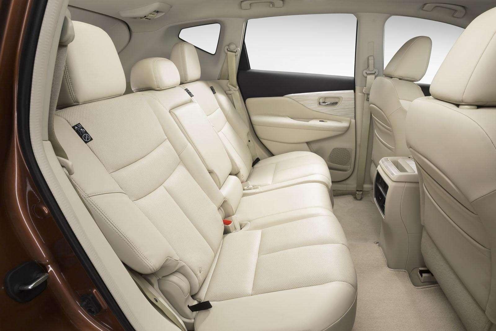 Новый Nissan Murano