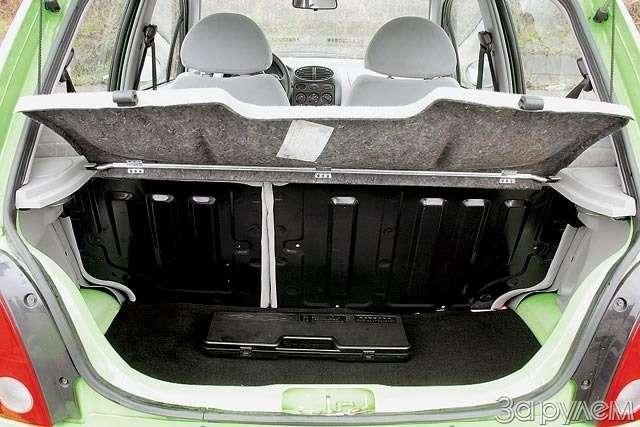 Тест Chery QQ, Daewoo Matiz, Chevrolet Spark. Тройняшки— фото 61114