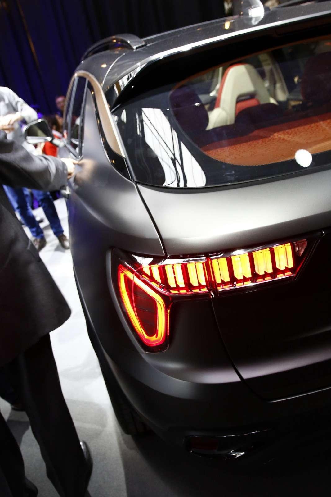 Знакомьтесь— Lynk & CO01: шведы построили китайский автомобиль— фото 651590