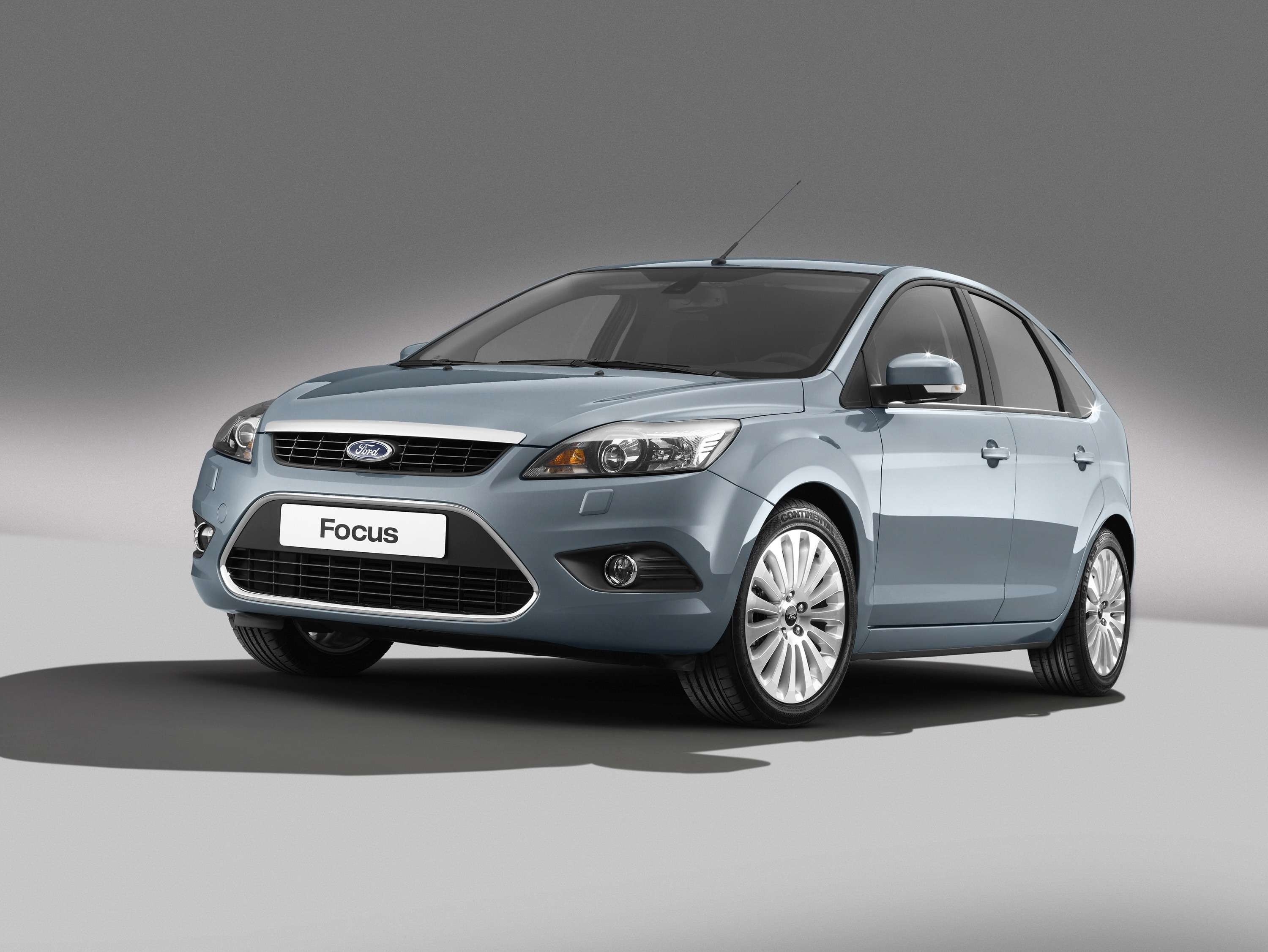 2008 Ford Focus (Europe)