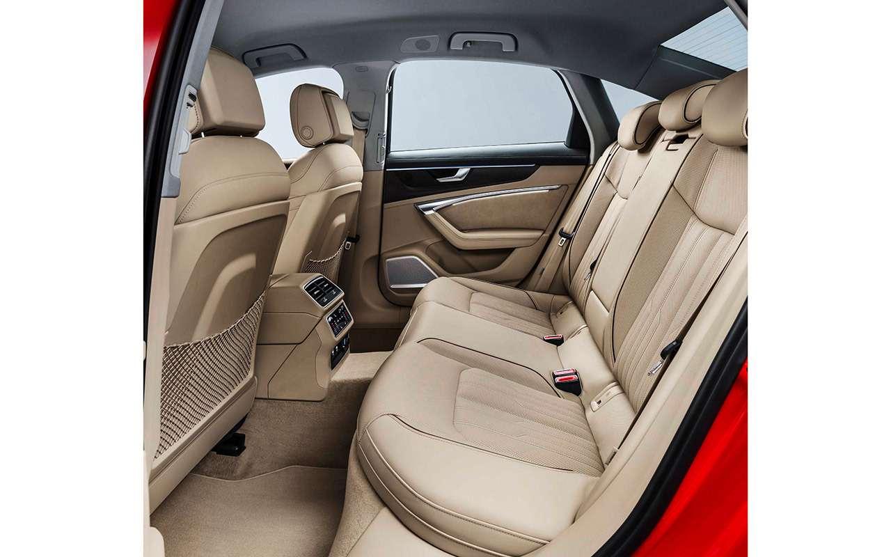 Новый Audi A6: что онвзял устарших?— фото 859133