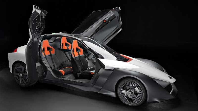 Дрифтующий треугольник: концепткар Nissan шагает кконвейеру