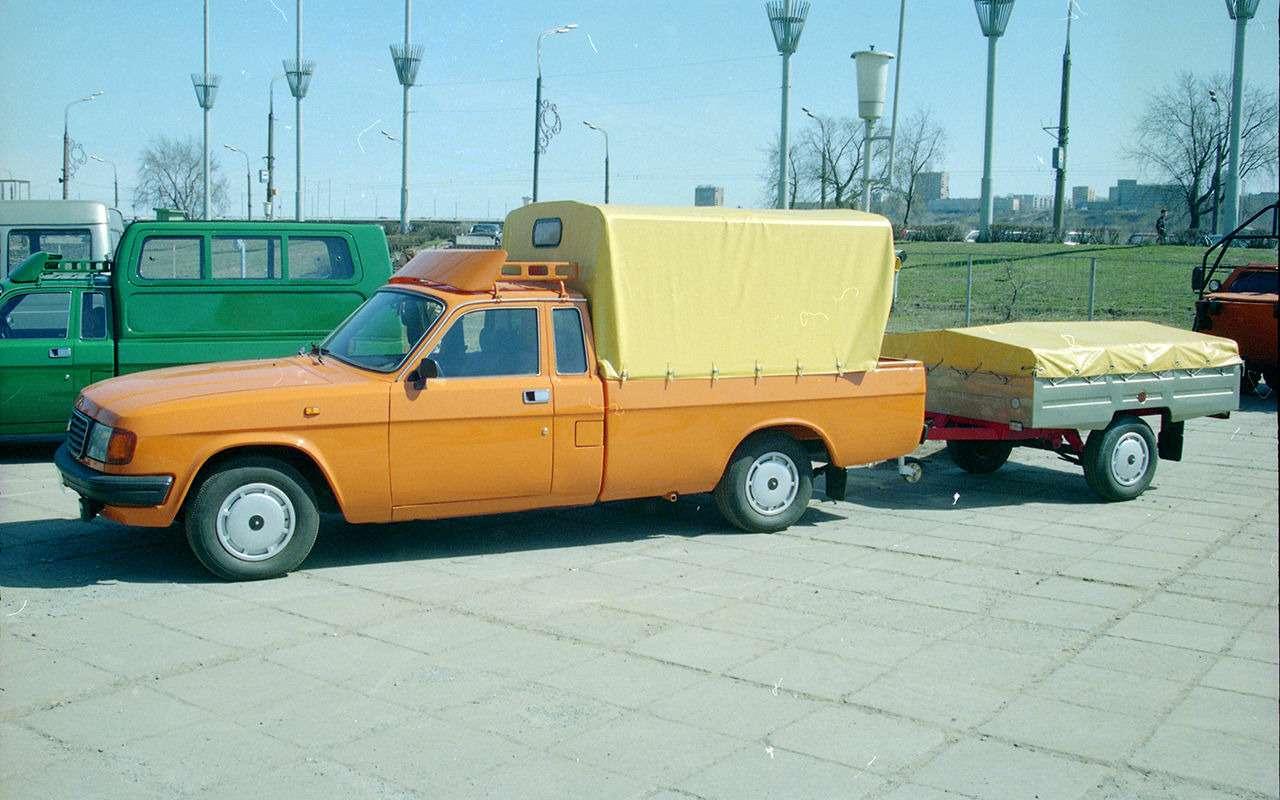 15советских пикапов, которые отнас скрывали— фото 962707