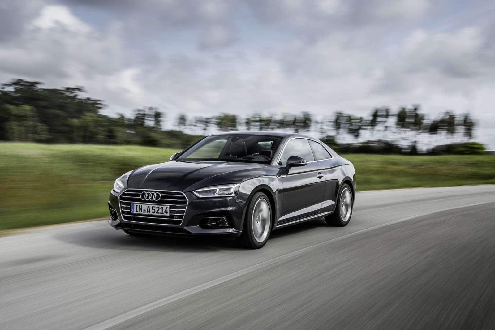 Объявлены цены накупе Audi A5— фото 636625