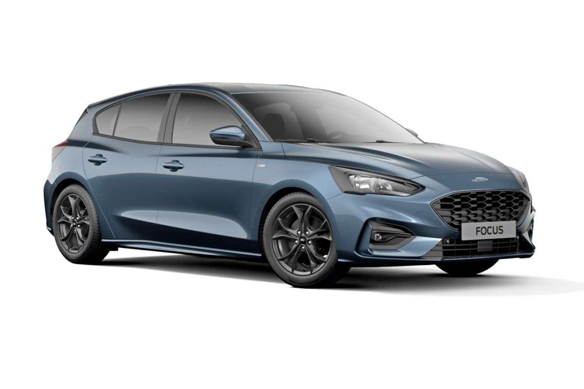 Голый, нонесмешной: новый Ford Focus вбазовых версиях— фото 862245