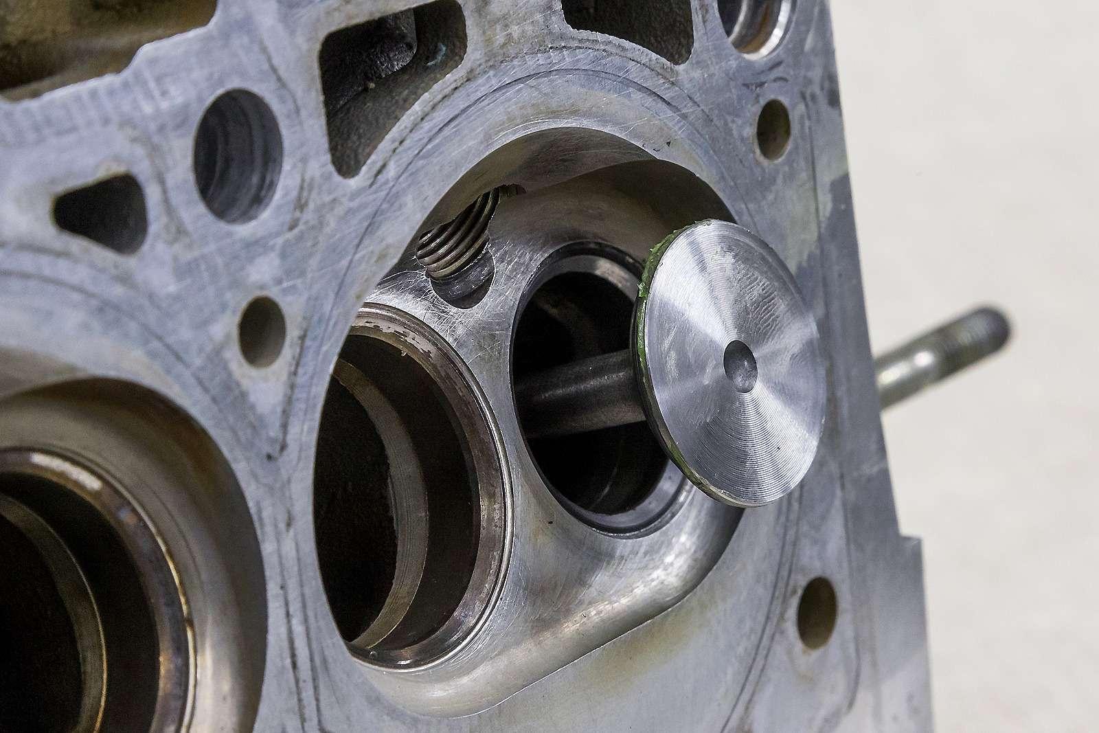 Превращаем втыковый вазовский мотор вбезвтыковый— фото 972975