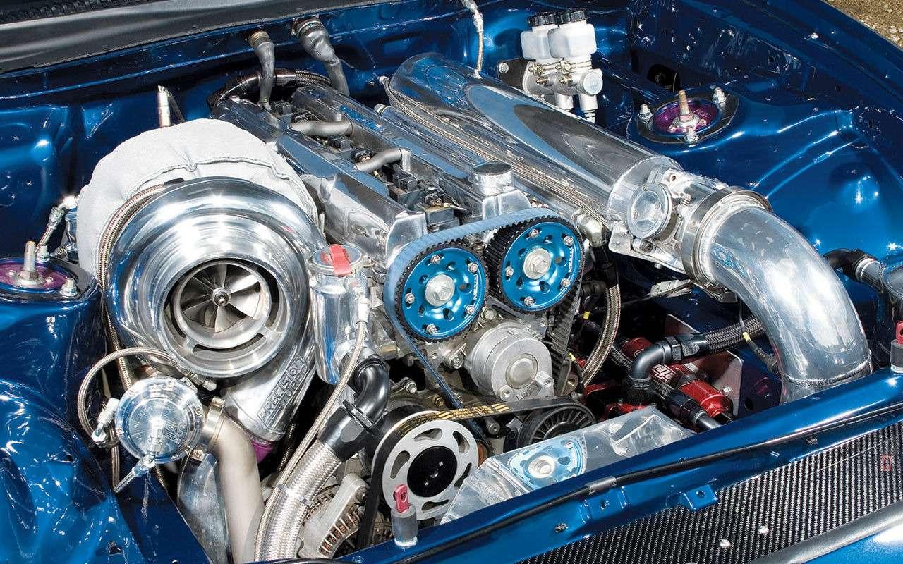 16способов увеличить мощность двигателя