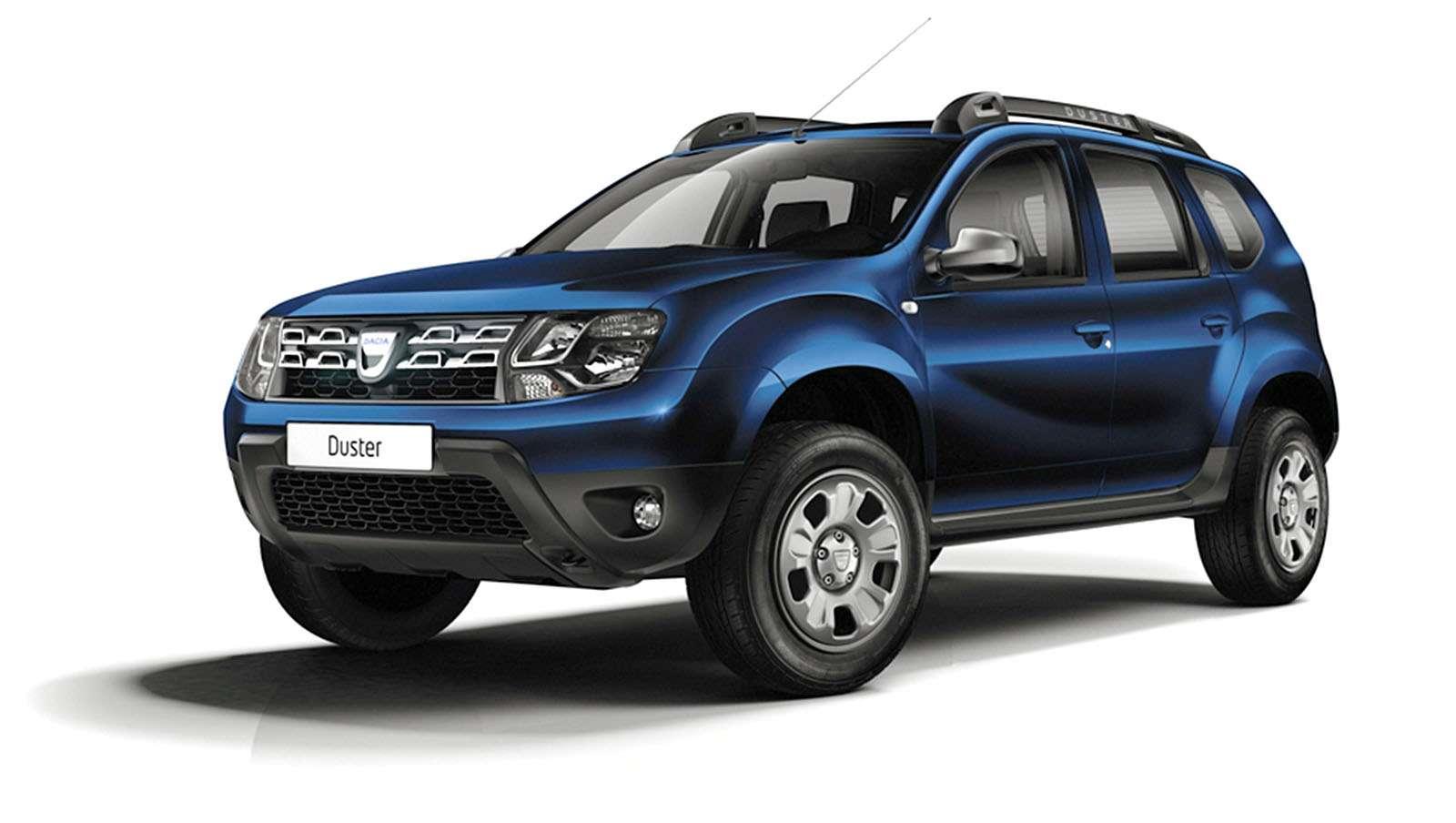 Dacia-Duster-anniversary-edition-front-three-quarter