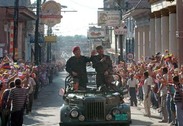 ВАЗ-2108и другие автомобили Фиделя Кастро— фото 670079