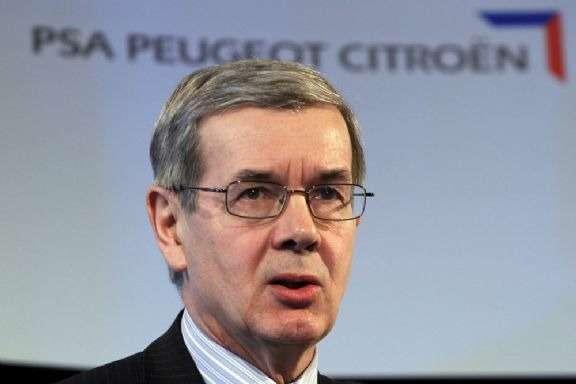 Глава PSA Peugeot-Citroen сянваря возглавит ACEA