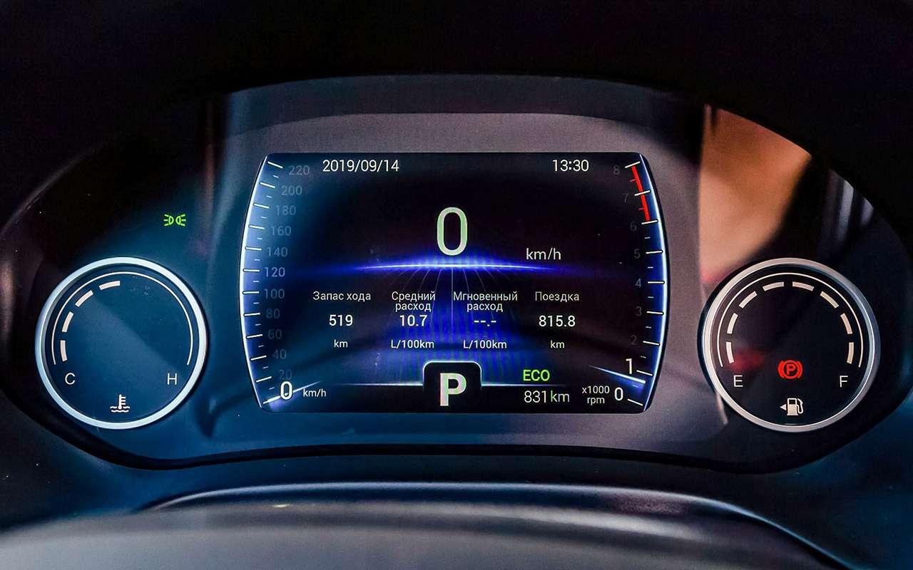 Обновленные Chery Tiggo 4и Tiggo 7и ихновый турбомотор: тест-драйв— фото 1004647