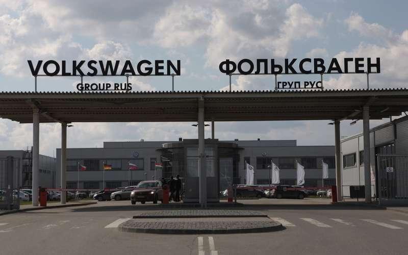 Сзавода Volkswagen вКалуге решило уволиться слишком много сотрудников