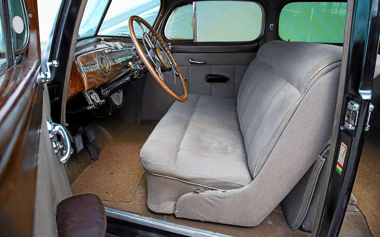 Packard Super Eight 1939: связей сэтим иностранцем можно не бояться!— фото 893695