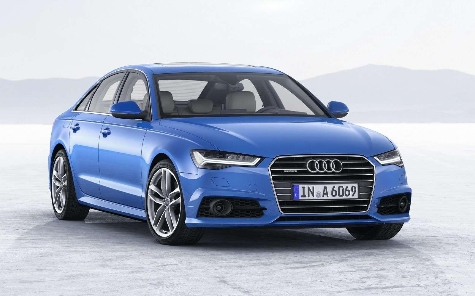 Обновленное семейство Audi A6/A7 хочет понравиться гаджетоманам— фото 579078