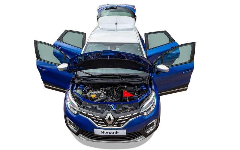 Обновленный Renault Kaptur: честные отзывы владельцев